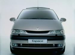 Renault Espace III: пластмассовое чудо?