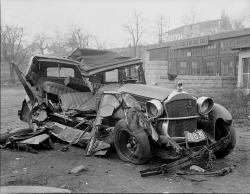 Аварии прошлого столетия