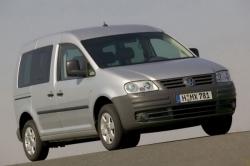 Как Volkswagen Caddy ржавеет снизу