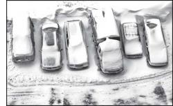 Как сохранить свой автомобиль зимой?