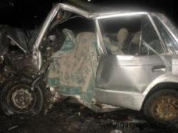 В Скиделе мама-водитель отвлеклась на плач ребенка — один человек погиб