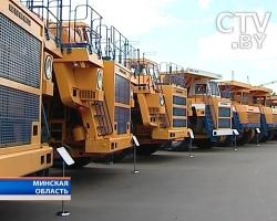 В Жодино продолжается строительство завода по выпуску сверхбольшегрузных самосвалов грузоподъемностью 450 т