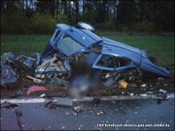 Водитель «Форда» погиб в лобовом столкновении в Шумилинском районе